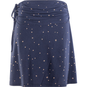 Patagonia Lithia Skirt Dame mica pop: classic navy/rosewater